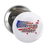 American Infidel Button