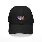 American Infidel Black Cap