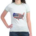 American Infidel Jr. Ringer T-Shirt