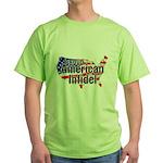 American Infidel Green T-Shirt