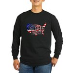 American Infidel Long Sleeve Dark T-Shirt