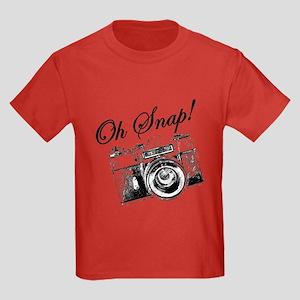 OH SNAP CAMERA T-Shirt