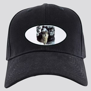 Winter Wolf Black Cap