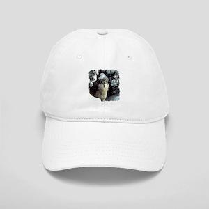 Winter Wolf Cap