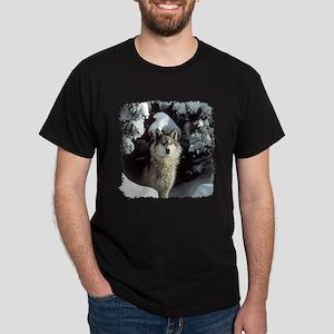Winter Wolf Dark T-Shirt