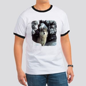 Winter Wolf Ringer T