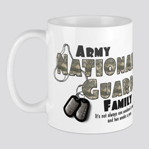 National Guard Family Mug