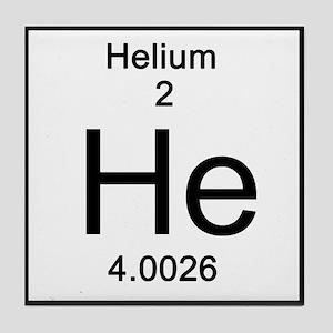 Periodic table helium coasters cafepress helium tile coaster urtaz Images
