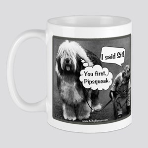Pipsqueak Mug