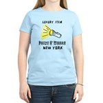 Flashlight Point O' Woods Women's Light T-Shirt