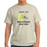 Flashlight Point O' Woods Light T-Shirt