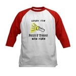 Flashlight Point O' Woods Kids Baseball Jersey