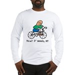 Bicycler Point O' Woods Long Sleeve T-Shirt