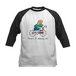 Bicycler Point O' Woods Kids Baseball Jersey