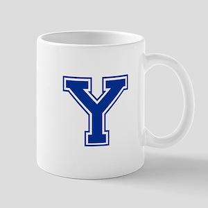 Y-var blue2 Mugs