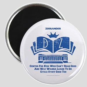 Derek Zoolander Center Magnets