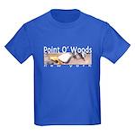 Point O' Woods Kids Dark T-Shirt