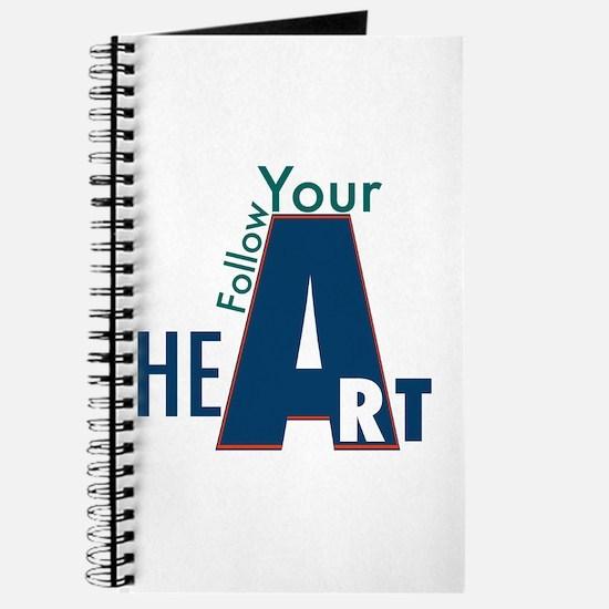 Follow Your Art Journal