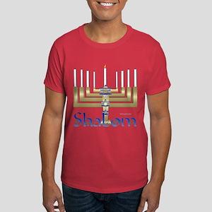 Shalom Menorah T-Shirt