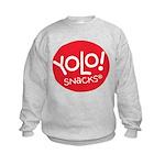 Yolo! Snacks Logo Sweatshirt