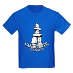 Vancouver Souvenir Kids Dark T-Shirt