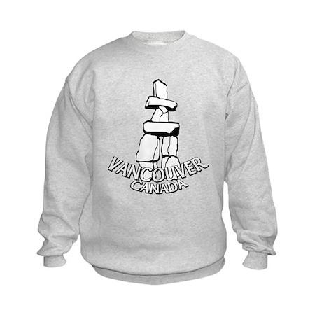 Vancouver Souvenir Kids Sweatshirt