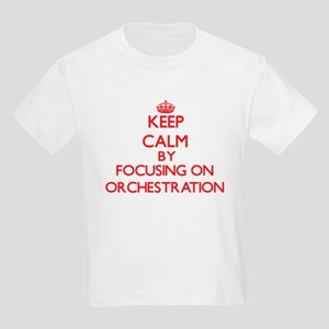 Keep Calm by focusing on Orchestration T-Shirt