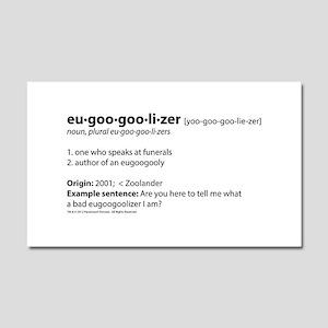 eugoogooly_forlight Car Magnet 20 x 12
