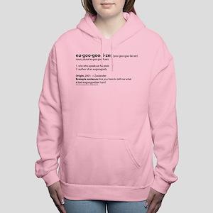 eugoogooly_forlight Women's Hooded Sweatshirt