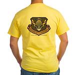 Planet Patrol - Yellow T-Shirt