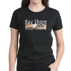 Bay Shore Women's Dark T-Shirt