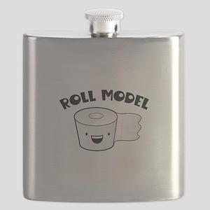 Roll Model Flask