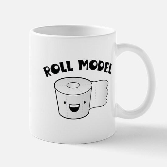 Roll Model Mug