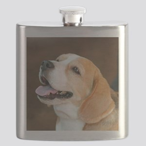 Beagle Dog Flask