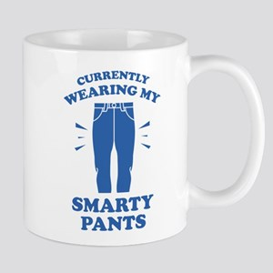 Currently Wearing My Smarty Pants Mug