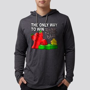 The Only Way to Win Long Sleeve T-Shirt
