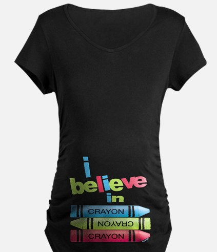 I believe in colors! T-Shirt