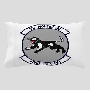 35th_fs_fighter_squadron Pillow Case