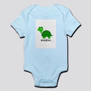 The Heckcare Turtle Body Suit