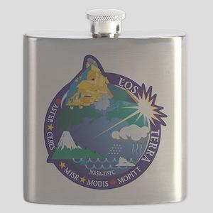 Terra (EOS AM-1) Flask