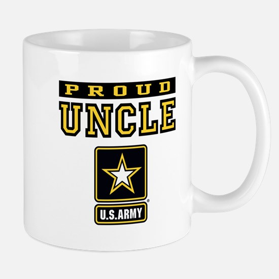 Proud Uncle U.S. Army Mug