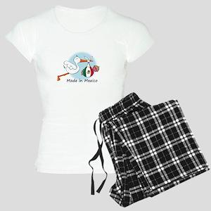 stork baby mex Women's Light Pajamas