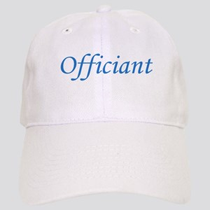 Officiant - Blue Cap