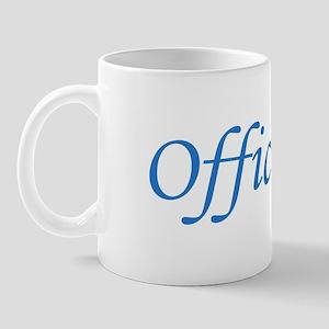 Officiant - Blue Mug