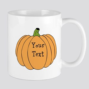 Pumpkin Mugs