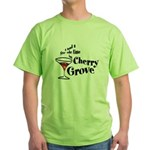 Gay Ole Time Cherry Grove Green T-Shirt