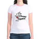 Gay Ole Time Cherry Grove Jr. Ringer T-Shirt