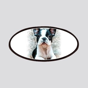 french bulldog Patches