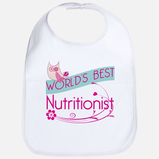 World's Best Nutritionist Bib