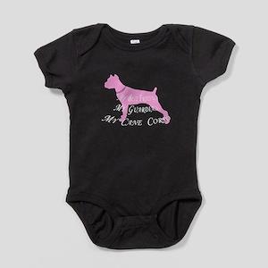 Cane Corso Baby Bodysuit